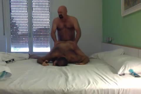 2nd Part Of Me And This Daddy plowing! 