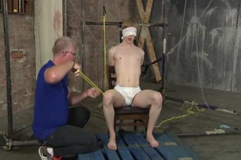 impure old cum Thief Sebastian Kane Pegs The concupiscent guy