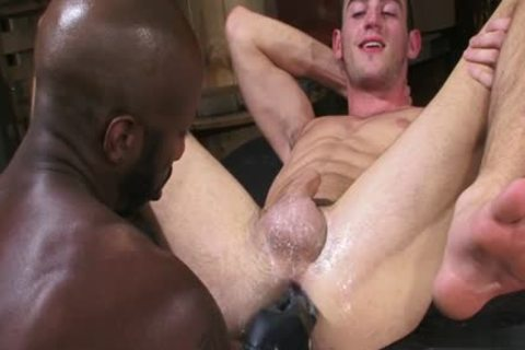 yummy homosexual Fetish With cumshot