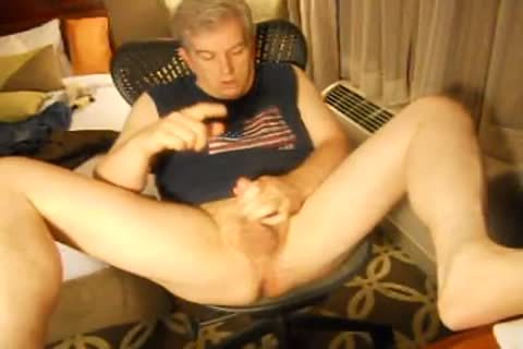dad's hotel jerkoff