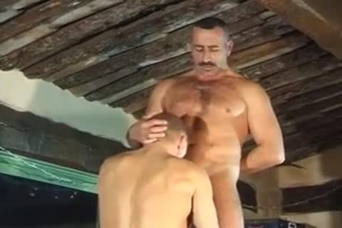 XL Hung Daddy engulf And poke