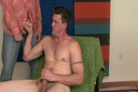 Wyatt gets Serviced