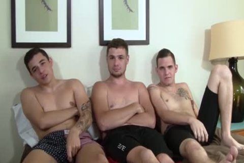 Bo acquires naked nailed By Dominic & His Pal